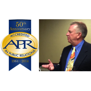 Bob Giblin - Getting Your 'Accredited in Public Relations' (APR) Credential