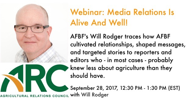 ARC Webinar: Media Relations Is Alive And Well!