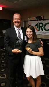 Daren Williams_Golden ARC de Excellence AwardREVjpg