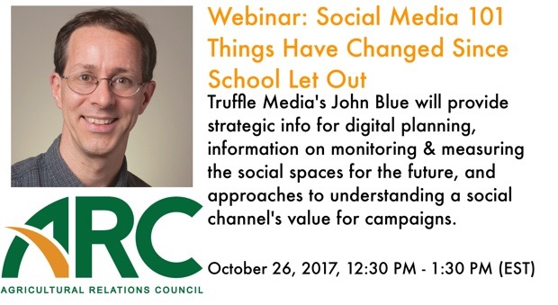 Webinar: Social Media 101, Things Have Changed Since School Let Out