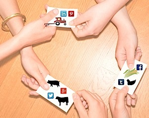 How Are Farmers & Ranchers Using Social Media?